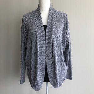 ModCloth Marled Blue Knit Cardigan 💙